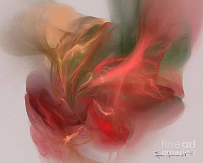 Digital Art - Rhythmical Dance by Leona Arsenault