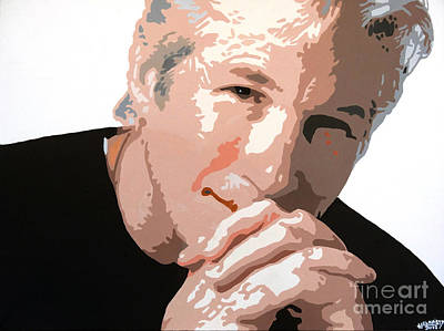 Richard Gere Painting - Richard Gere by Hussein El Kaissy
