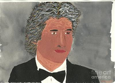 Richard Gere Art Print