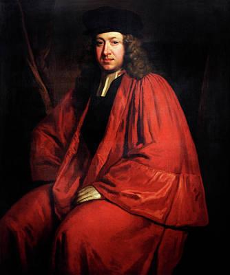 Richard Hale Art Print by Bodleian Museum/oxford University Images