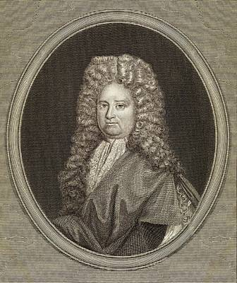 18th Century Photograph - Richard Richardson by Middle Temple Library