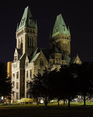 Photograph - Richardson Olmsted Complex From The Lawn by Don Nieman