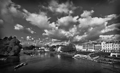 Richmond Riverside Art Print