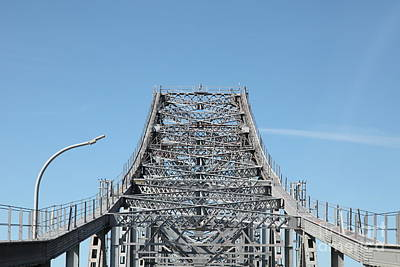Richmond-san Rafael Bridge In California - 5d21449 Art Print