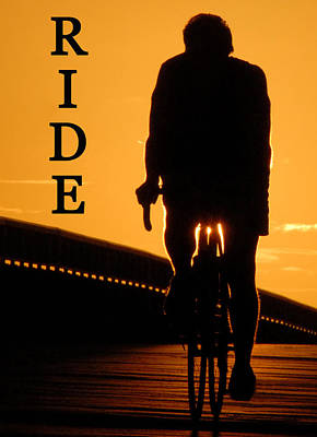 Photograph - Ride by David Lee Thompson