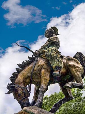 Photograph - Ride 'em Cowboy by Brenda Kean
