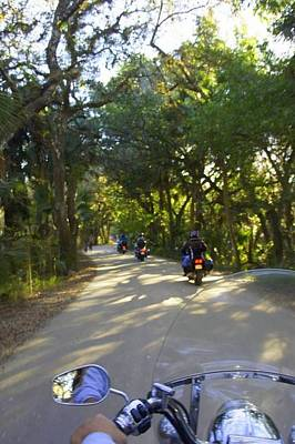 Photograph - Ride To Snook Haven by Laurie Perry