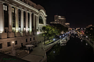 Photograph - Rideau Canal by Robert Culver