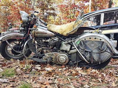 Digital Art - Rider by Don Kleinschmidt