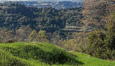 Photograph - Ridge View by Michele Myers