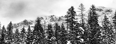 Montana Landscapes Photograph - Ridgeline by Aaron Aldrich