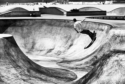 Photograph - Riding It by John Rizzuto