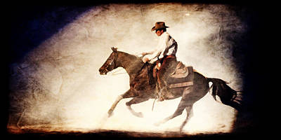 Photograph - Riding The Light by Lincoln Rogers