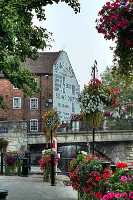 Photograph - Ridley Seeds Bridgnorth by Sarah Broadmeadow-Thomas