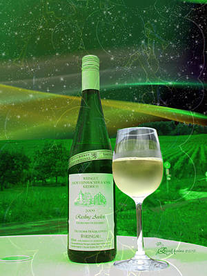 Photograph - Riesling Auslese  by Ericamaxine Price