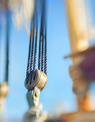Photograph - Rigging I by Marianne Campolongo