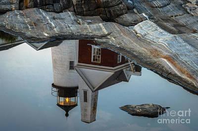 Photograph - Pemaquid Point Light by Tamara Becker