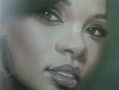 Rihanna  Original by Ronnie Melvin
