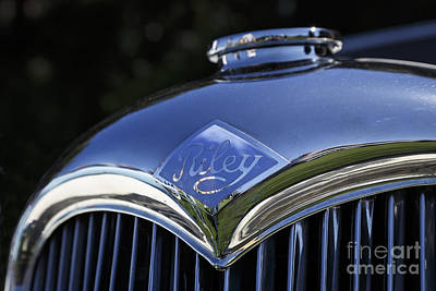 Photograph - Riley Grille by Dennis Hedberg