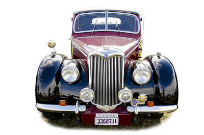 Beaches And Waves Rights Managed Images - Riley RM Sedan Royalty-Free Image by Christopher Edmunds