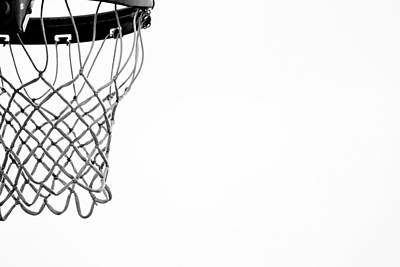 Photograph - Rim And Net by Karol Livote