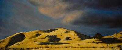 Painting - Rincon De Las Sandias by Jack Atkins