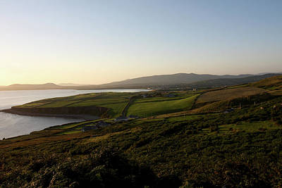 Irish Seascape Photograph - Derrynane Ring Of Kerry by Aidan Moran