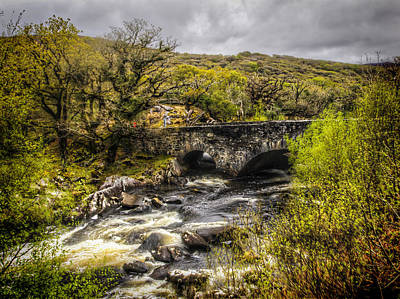 Rights Managed Images - Ring of Kerry Bridge Royalty-Free Image by Valerie Mellema