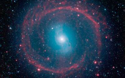 Constellation Photograph - Ring Of Stellar Fire by Celestial Images