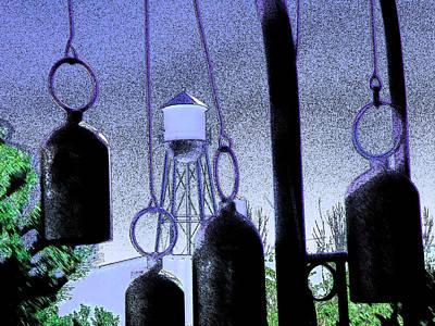 Ring Them Bells Art Print by Lenore Senior