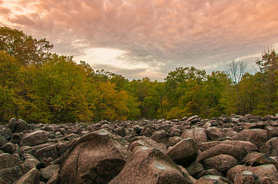 Bucks County Photograph - Ringing Rock by Kristopher Schoenleber