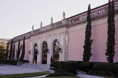 Photograph - Ringling Museum Of Art by Laurie Perry