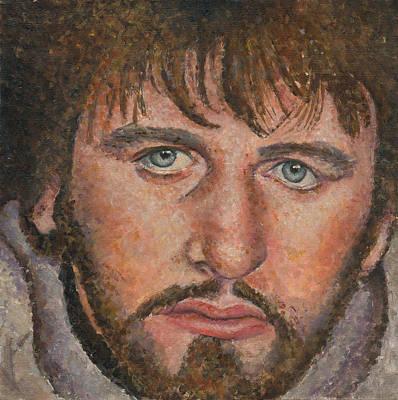 Painting - Ringo by Melinda Saminski