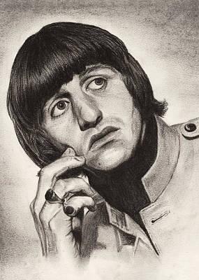 Ringo Star Original by Jeanne Beutler