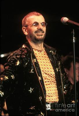 Beatles Photograph - Ringo Starr And His All Starr Band by Concert Photos