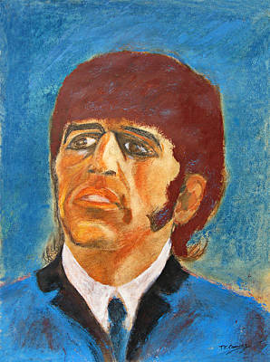 Ringo Art Print by Tom Conway