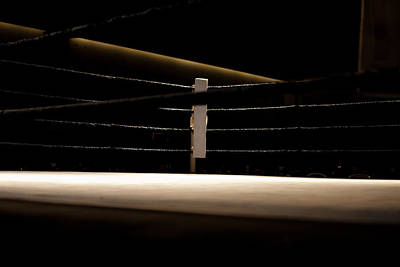 Photograph - Ringside I by Edward Kay