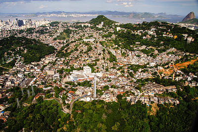Photograph - Rio De Janeiro Brazil by Celso Diniz