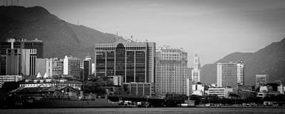 Photograph - Rio De Janeiro City Skyline by Celso Diniz