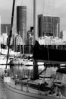 Photograph - Rio De Janeiro Marina by Celso Diniz