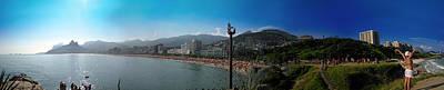 Panorama Wall Art - Photograph - Rio De Janeiro by Nicklas Gustafsson