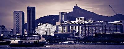 Photograph - Rio De Janeiro Skyline by Celso Diniz