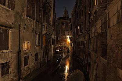 Rio Della Verona Art Print by Marion Galt