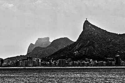 Photograph - Rio From Niteroi by Carlos Mac