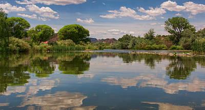 Photograph - Rio Grande Bosque by Britt Runyon