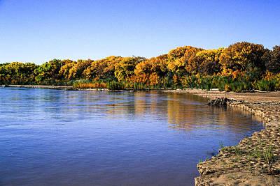Photograph - Rio Grande Fall by Steven Ralser