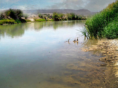 Photograph - Rio Grande by Judy Hall-Folde