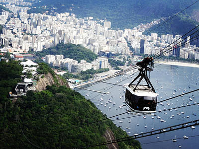 Photograph - Rio Overview by Zinvolle Art