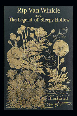 Photograph - Rip Van Winkle And The Legend Of Sleepy Hollow by Jack R Perry
