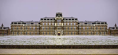 Photograph - Ripperda Kazerne - Haarlem - The Netherlands by Yvon van der Wijk